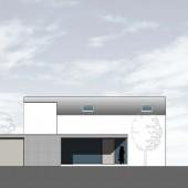 Haus E22 Ansicht N
