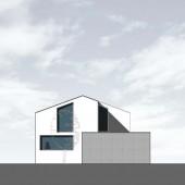 Haus E22 Ansicht O
