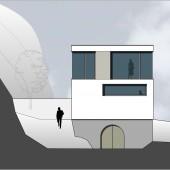 Haus B Ansicht W