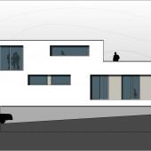 Haus B Ansicht S
