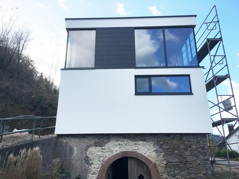 Haus B. in Hausach Fassade 01