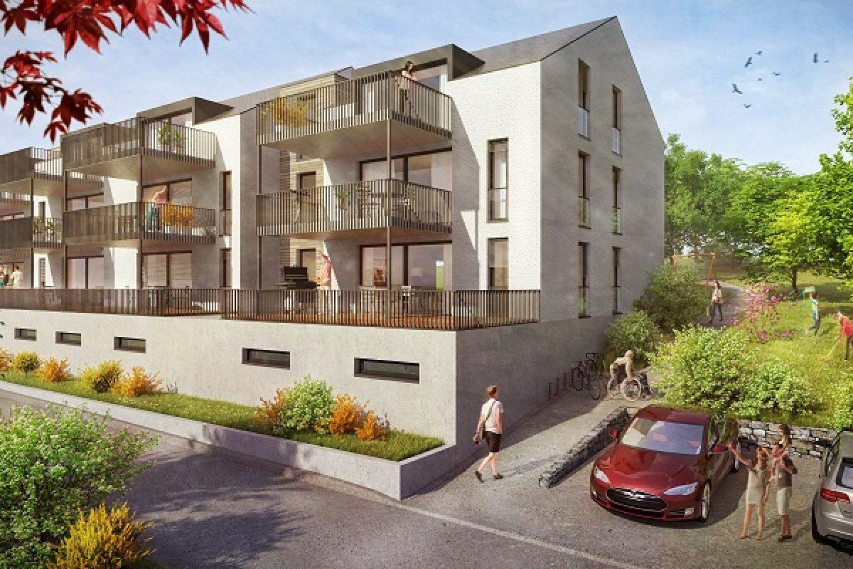 Neubau Wohnanlage in Ettenheim