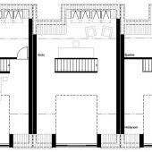 Grundriss Reihenhaus Dachgeschoss