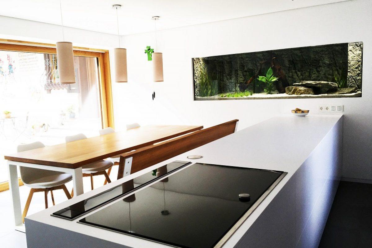 Küchensanierung Haus S